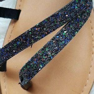 Fergalicious Shoes - Fergalicious glitter sandals